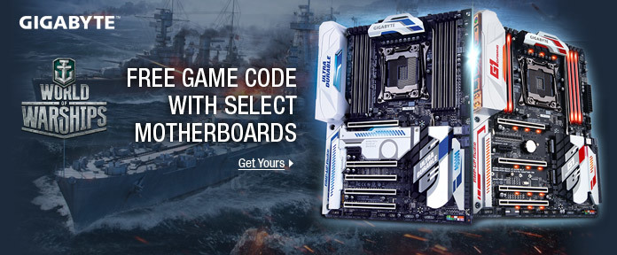 Free Game Code w/ Select Motherboards