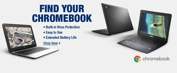 Find Your Chromebook