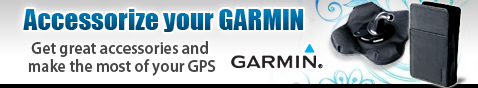 Accessorize your GARMIN