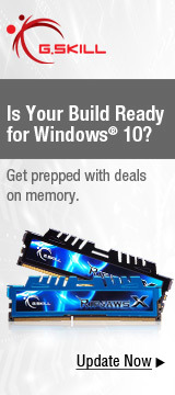 Get prepped with deals on memory