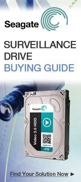 Seagate Surveillance Drive Buying Guide