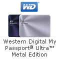 WD My Passport Ultra Metal Edition