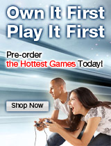 Pre-order the Hottest Games Today
