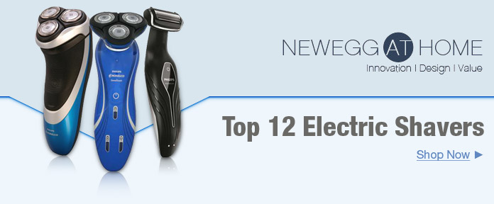 Top 12 Electric Shavers