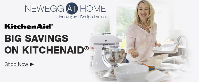 Big Savings on KitchenAid