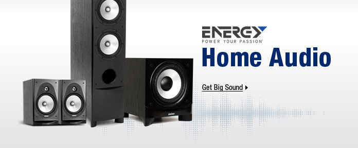 Energy Home Audio