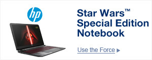 Star wars special edition notebook