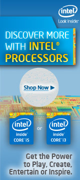 Discover More With Intel Processors