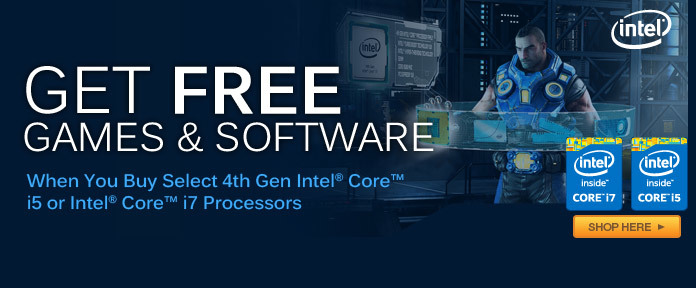 Get Free Games & Software