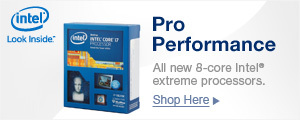 All new 8-core Intel extreme processors