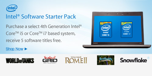 Intel Software Starter Pack