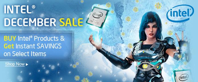 Intel December Sale