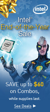 Intel End-of-the-Year Sale