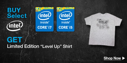 "Limited Edition ""Level Up"" Shirt"