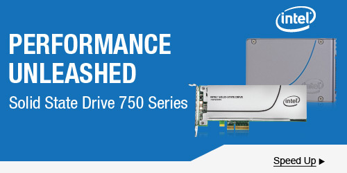 Solid State Drive 750 Series