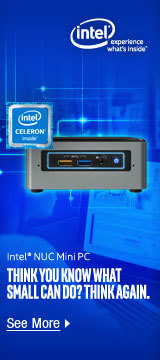 Intel® NUC Mini PC