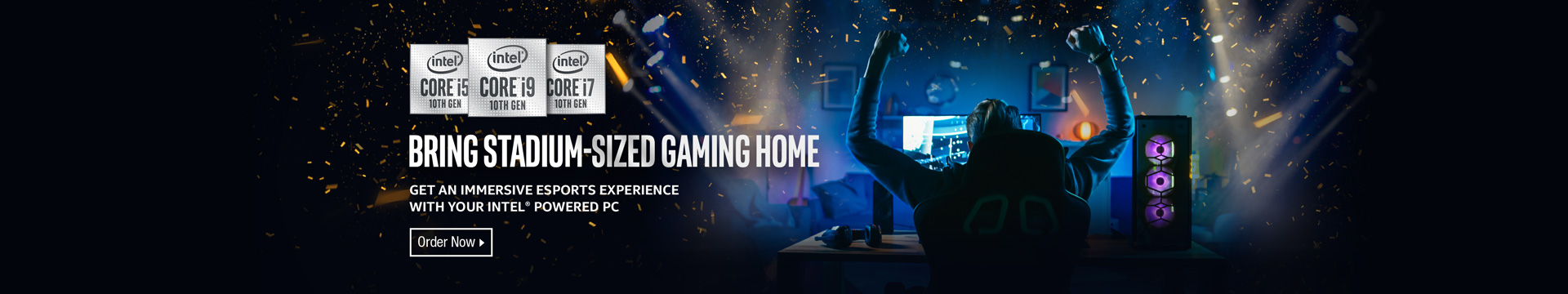 Bring Stadium Sized Gaming Home