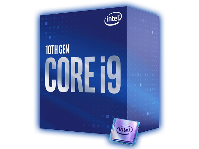 Intel 10th Gen i9