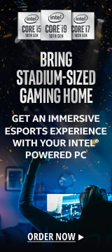 BRING STADIUM-SIZED GAMING HOME