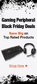 Gaming Peripheral Black Friday Sale