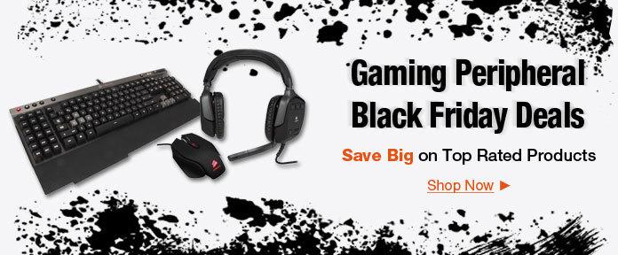 Gaming Peripheral Black Friday Sale