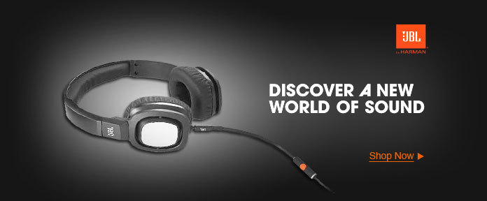 DISCOVER A NEW WORLD OF SOUND