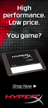 HyperX- High performance. Low price