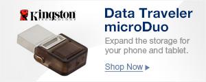 Data Traveler microDuo