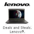 Lenovo. Deals and Steals