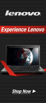 Experience Lenovo