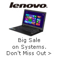 Big sale on systems