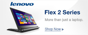 Lenovo Flex 2 Series