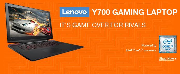 Y700 Gaming Laptop