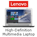 High-Definition Multimedia Laptop