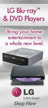 LG Blu-ray & DVD Players