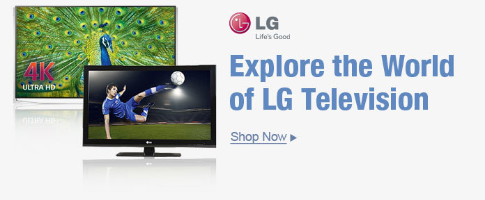 Explore the World of LG Television