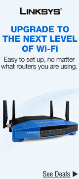 Linksys - Upgrade to the next level of Wi-Fi