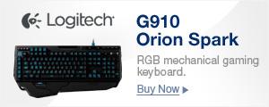 G910 Orion Spark
