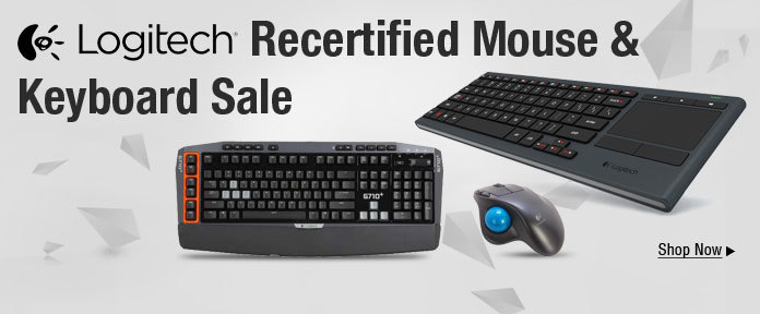 Recertified Mouse and Keyboard Sale