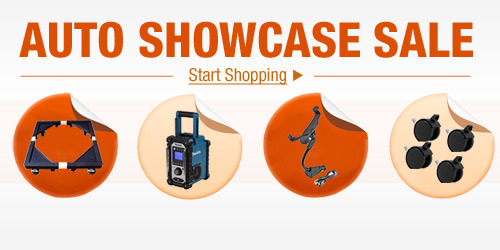 AUTO SHOWCASE SALE