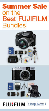 Summer Sale On The Best FUJIFILM Bundles