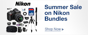 Nikon Digital Camera Bundles Sale