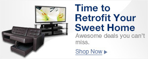 Time to Retrofit Your Sweet Home