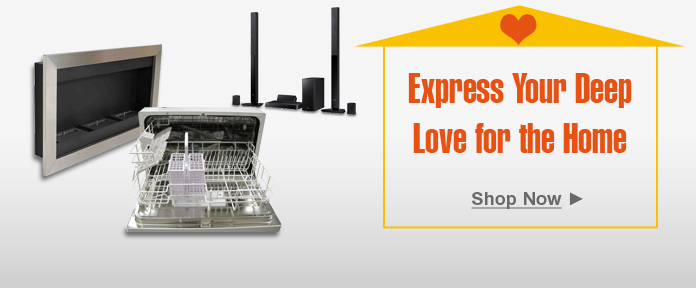 Express Your Deep Love For the Home