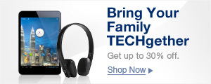 Bring Your Family TECHgether