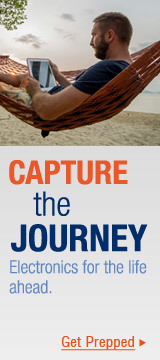 Capture the journey
