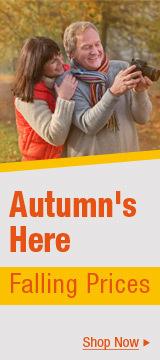 Autumn's Here Fall Savings