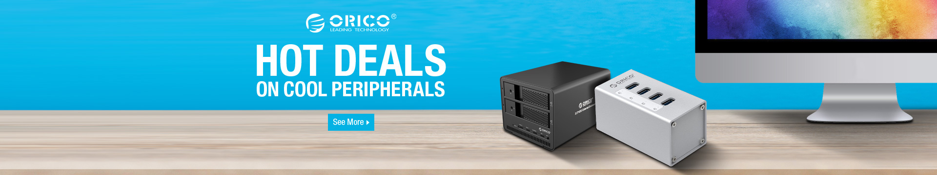 Hot deals on cool peripherals