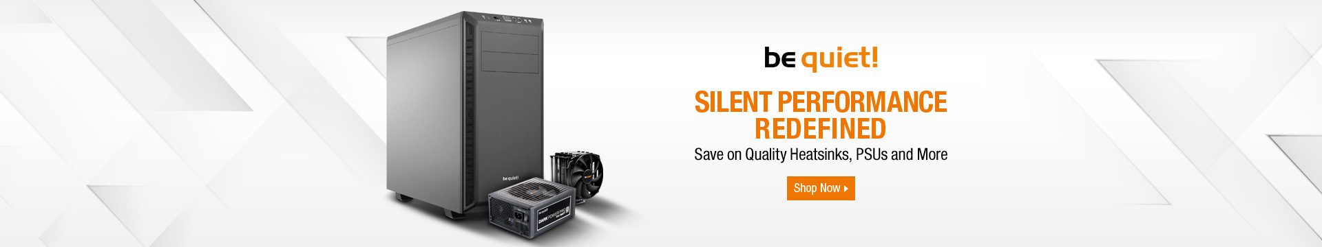 SILENT PERFORMANCE REDEFINED