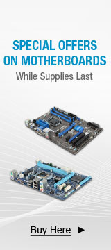 Special offers on Motherboards, buy here